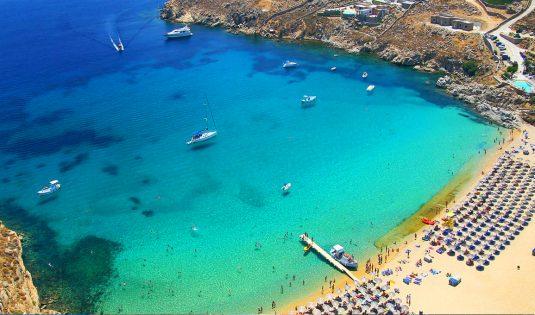 Playa Super Paradise Mykonos