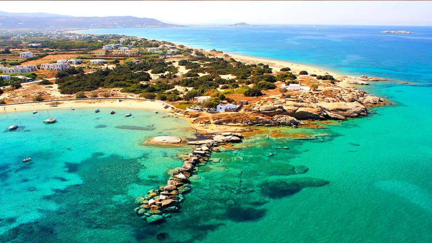 Agios Prokopios - Naxos