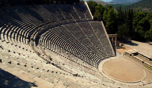 Argolida - Teatro de Epidauro
