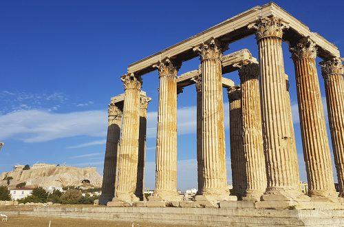 Atenas - Templo de Zeus