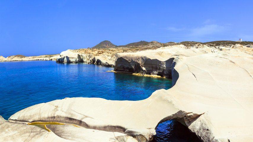 Milos Playa Sarakiniko