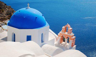 Santorini Cupula
