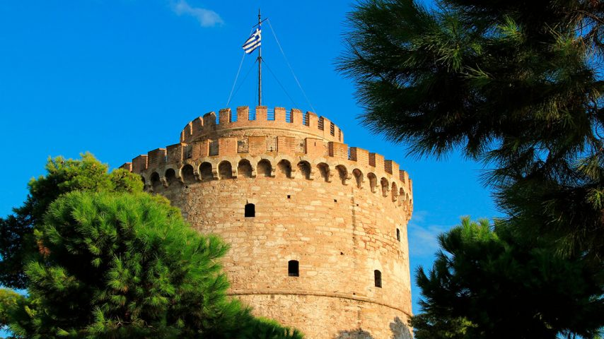 Torre Blanca - Tesalonica