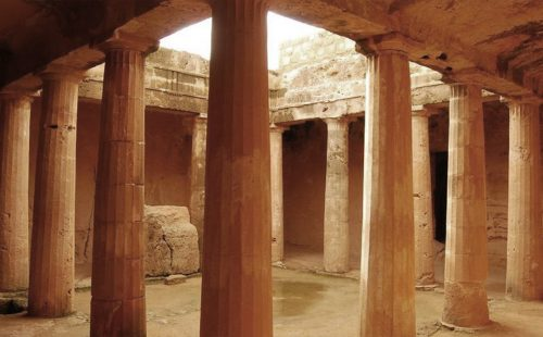 Tumbas de los Reyes - Paphos
