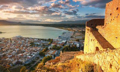 Vista del Castillo - Nafplio