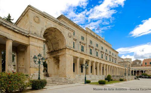 Museo Arte Asiatico Corfu